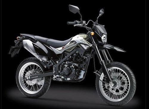 Harga Motor Kawasaki D-Tracker