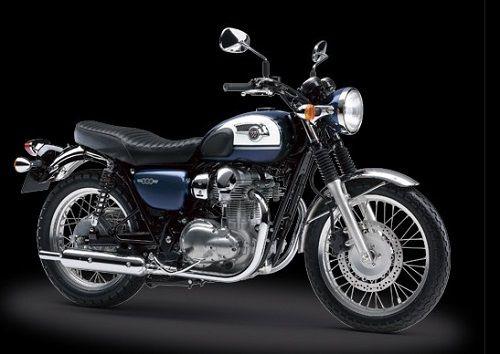 Harga Motor Kawasaki W800