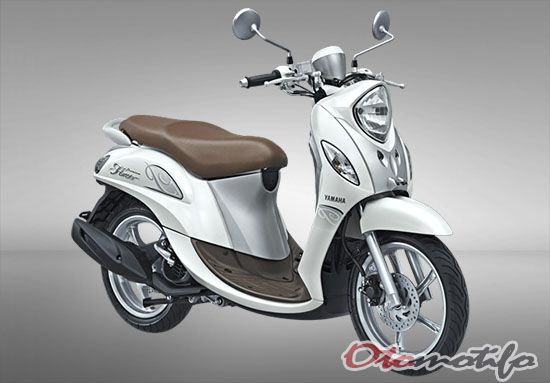 Harga Motor Yamaha Fino 125 Blue Core