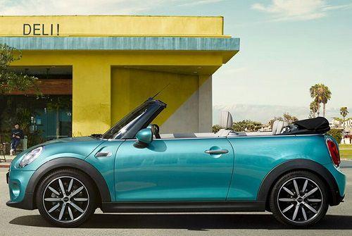 Harga Mobil Mini Cooper Cabrio