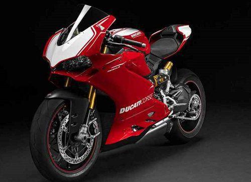 Harga Motor Ducati Panigale