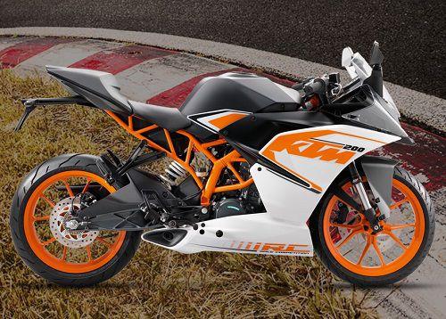 Harga Motor KTM RC 200