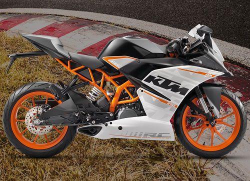 Harga Motor KTM RC 390