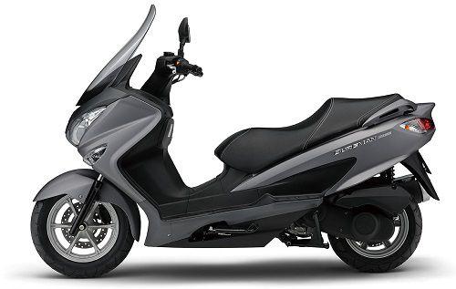 Harga Motor Suzuki Burgman 200