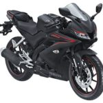All New Yamaha R15 Hitam