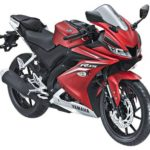 All New Yamaha R15 Merah