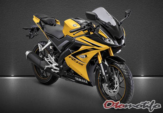 Harga All New Yamaha R15