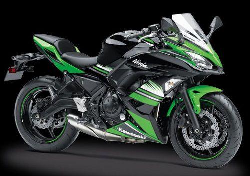Harga Motor Ninja 600cc Keatas