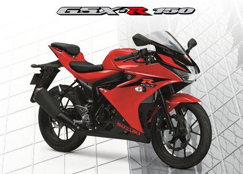 Harga Motor Sport 150cc Suzuki