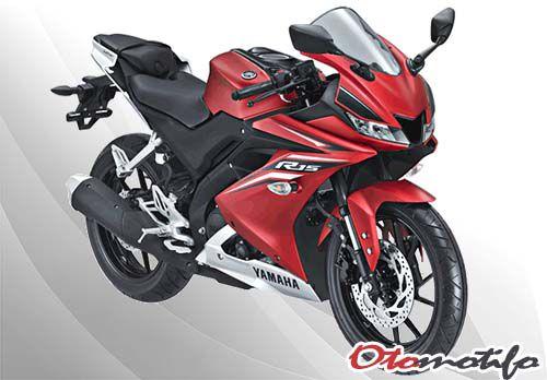 Spesifikasi dan Harga All New Yamaha R15