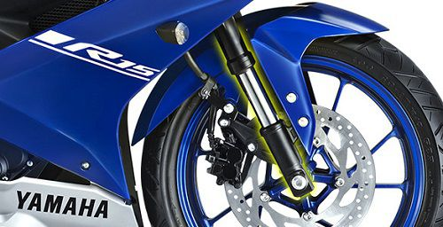 Suspensi All New R15