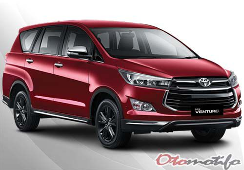 All New Kijang Innova Venturer
