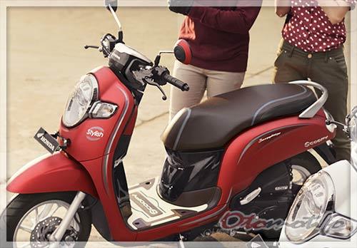 Desain Honda Scoopy 2019