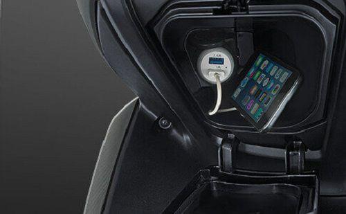 Fitur Yamaha Aerox Standar