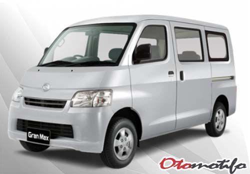 Harga Mobil Daihatasu Gran Max Mini Bus