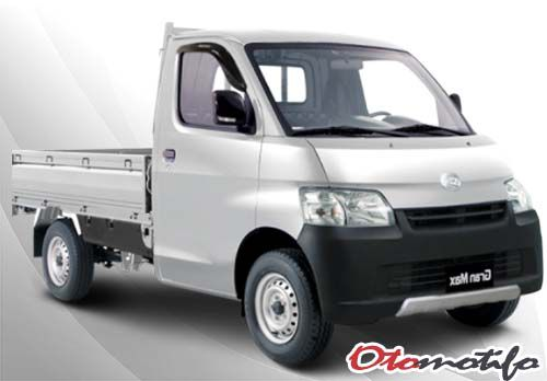 Harga Mobil Daihatasu Gran Max Pick Up