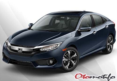 Harga Mobil Honda All New Civic Turbo