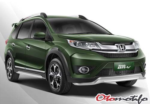 Harga Mobil Honda BR-V