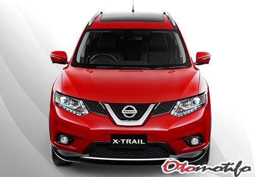 Harga Mobil Nissan X-Trail