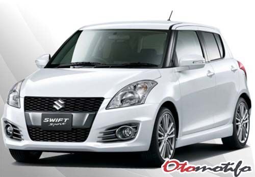 Harga Mobil Suzuki All New Swift