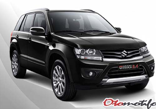 Harga Mobil Suzuki New Grand Vitara 2.4