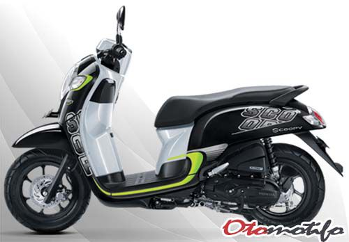 Review All New Honda Scoopy
