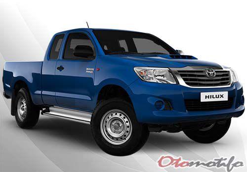 Toyota Hilux E Cab