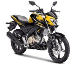 WarnaAll New YamahaVixion Kuning