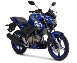 Warna All New Yamaha Vixion Movistar
