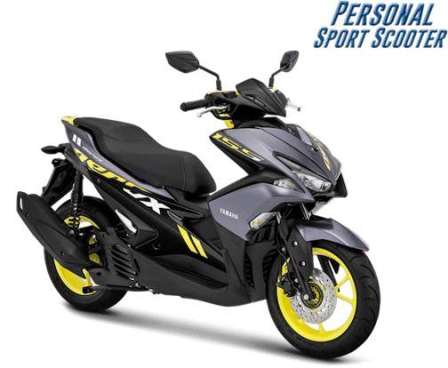 Harga Yamaha Aerox 155 2019 Review Spesifikasi Gambar Otomotifo