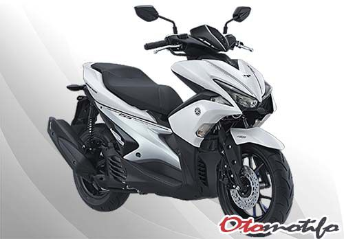 Gambar Yamaha Aerox 155 S Version