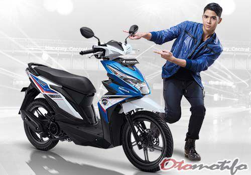Harga Honda Beat 2017 Terbaru