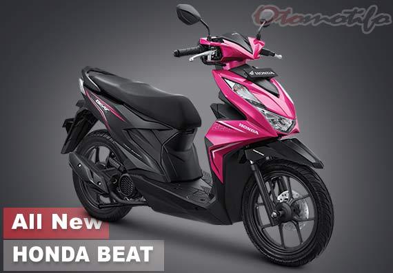 Daftar Harga Honda Beat Terbaru 2021 Otomotifo