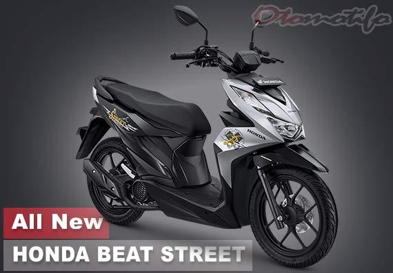 Harga Honda Beat Street 2020