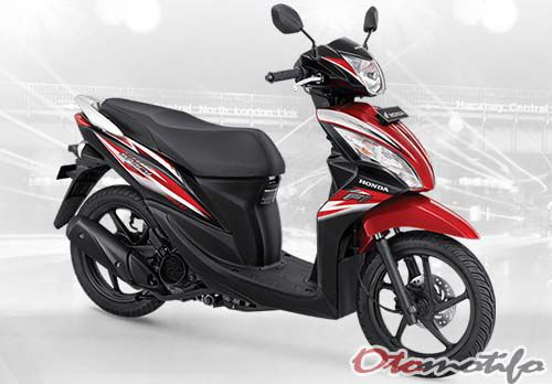 New Honda Spacy FI