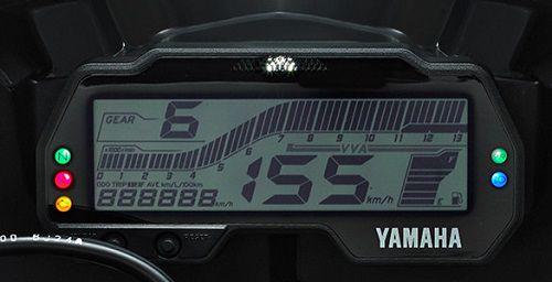 Speedometer Full Digital + Shift Timing Light