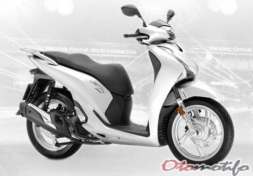 Spesifikasi dan Harga Honda SH150i 2017