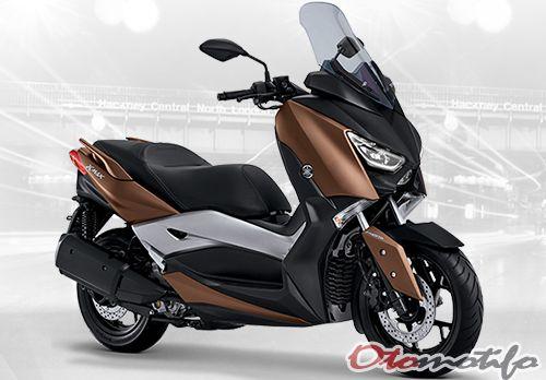 Spesifikasi dan Harga Yamaha XMAX 250