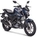 Warna Yamaha Vixion R Biru