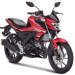 Warna Yamaha Vixion R Merah