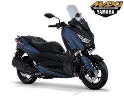 Warna Yamaha XMAX 250 Biru