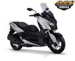 Warna Yamaha XMAX 250 Silver