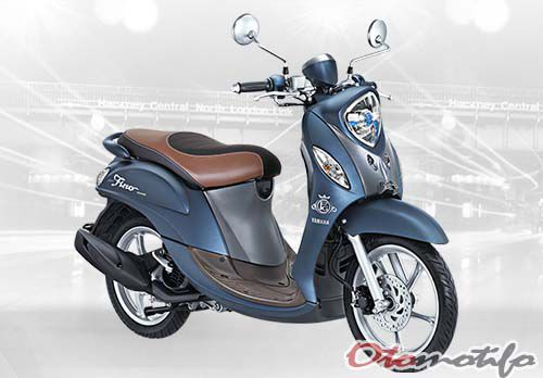 Yamaha New Fino 125