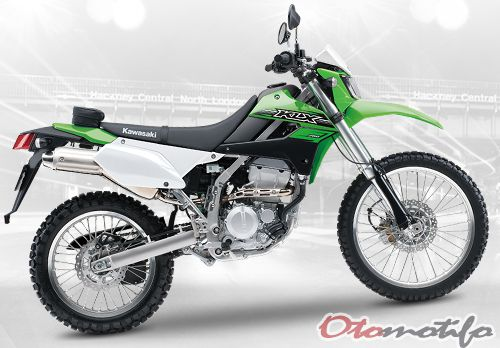 Harga Kawasaki KLX Terbaru di Indonesia
