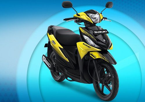 Harga Suzuki Address Playful