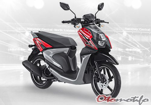 Mesin Yamaha X-Ride 125