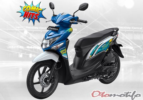 Motor Matic Murah di Indonesia