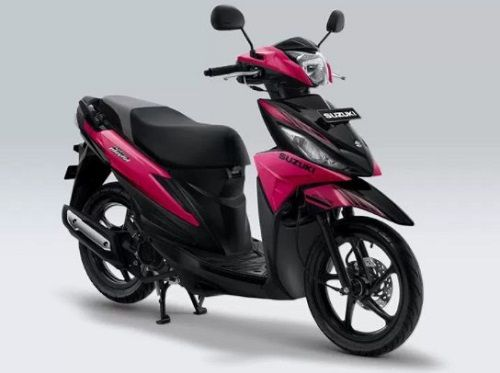 Review Suzuki Address Playful
