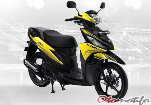 Spesifikasi dan Harga Suzuki Address Playful