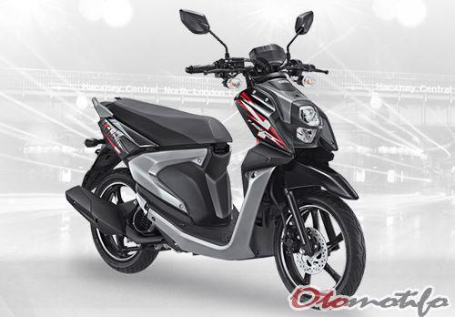 Spesifikasi dan Harga Yamaha X Ride 125